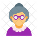 Grandmother Icon