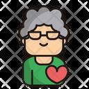 Grandmother Icon
