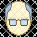 Grandpa Avatar Old Icon