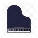 Grandpiano Keyboard Instrument Icon