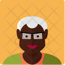 African-American Granny Icon