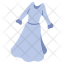 Granny dress Icon
