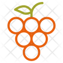 Grape Fruit Autumn Icon