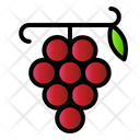 Fruit Food Wine Icon