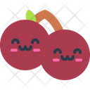 Grape Nature Fresh Icon