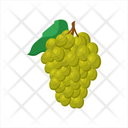 Grape Grapes Summer Icon