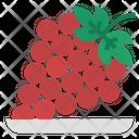 Grape Fruit Bunch Icon