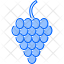 Grape Food Supermarket Icon