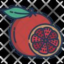 Grape Fruit Icon
