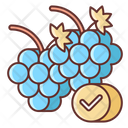 Grape Selection Icon