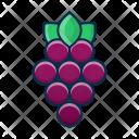 Dessert Food Fruit Icon