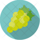 Green Grapes Icon