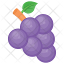 Blueberry Fruit Ninja Icon