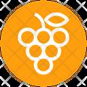 Grapes Grape Berries Icon