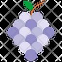 Grapes Berry Wine Icon