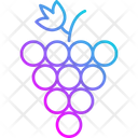 Grapes Grape Fruit Icon