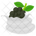 Grapes Whip Icon