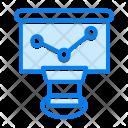 Grapg Search Icon