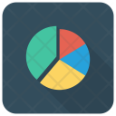 Graph Analytics Statistics Icon