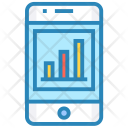 Graph Iphone Device Icon