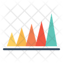 Graph Peak Value Icon