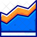 Analysis Increase Level Icon