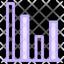 Graph Progress Chart Icon