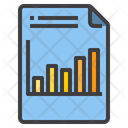 File Bar Chart Graph Chart Icon