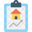 Graph Real Estate Icon