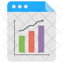 Web Analysis Statistic Icon