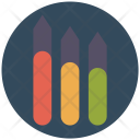 Graph Infographics Statistics Icon