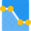 Graph Line Variation Icon