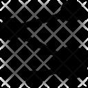 Graph Structure Graphic Icon