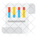 Graph Chart Document Icon