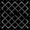 Line Zigzag Financial Icon