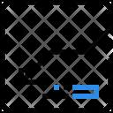 Graph Chart Loss Icon