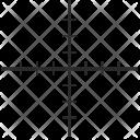 Graph Scale Scope Icon