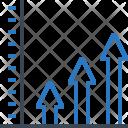 Graph Increase Boost Icon