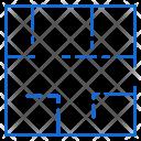 Graph Sheet Engineering Icon