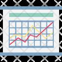 Graph Screen Diagram Icon