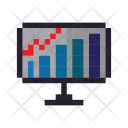 Graph Online Monitoring Icon