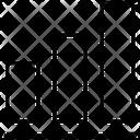 Graph Signals Network Icon