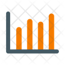 Graph Candlestick Business Icon