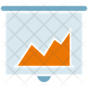 Graph Projector Analysis Icon