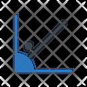 Graph Chart Engineering Icon