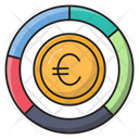 Graph Report Banking Icon