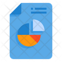 Graph Report Sheet Icon