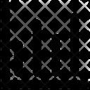 Graph Bar Graph Ui Icon