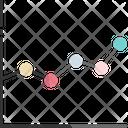 Line Graph Icon