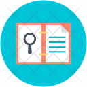 Graph Analysis Report Icon